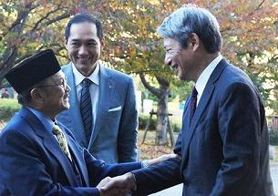 ハビビ元インドネシア共和国大統領による特別講義を実施 | 政策研究 ...