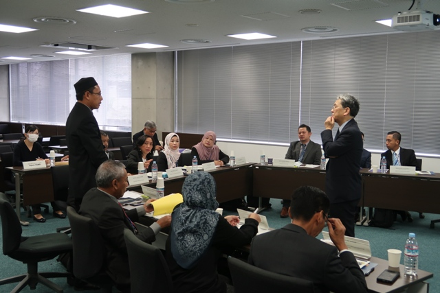Executive Training National Graduate Institute For Policy Studies