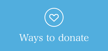 Ways to donate