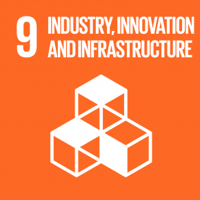 INDUSTORY, INNOVATION AND INFRASTRUCTURE