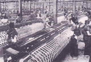 an analysis of slavery in the american mill industry In some sugar colonies the slave population was ten times that of europeans,  and  slavery found a sympathetic popular audience in england and america.